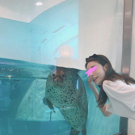 【日記】出会い系で仲良くなった女性と水族館デートしてきました!
